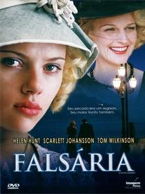 Falsária - Poster / Capa / Cartaz - Oficial 4
