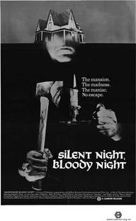 Noite de Sombras, Noite de Sangue - Poster / Capa / Cartaz - Oficial 3