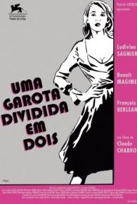 Uma Garota Dividida Em Dois - Poster / Capa / Cartaz - Oficial 3