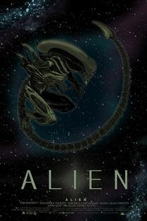 Alien: O Oitavo Passageiro - Poster / Capa / Cartaz - Oficial 15