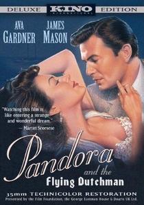 Os Amores de Pandora - Poster / Capa / Cartaz - Oficial 1