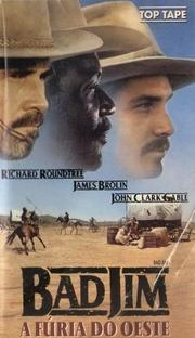 Bad Jim - A Fúria do Oeste - Poster / Capa / Cartaz - Oficial 2