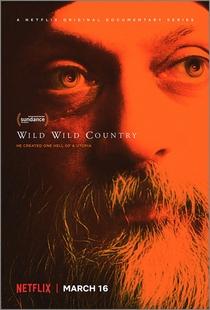 Wild Wild Country - Poster / Capa / Cartaz - Oficial 1