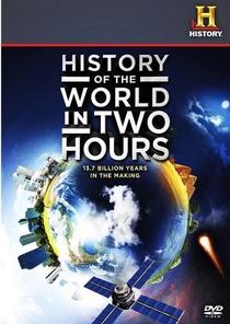 A História do Mundo em 2 Horas - Poster / Capa / Cartaz - Oficial 1