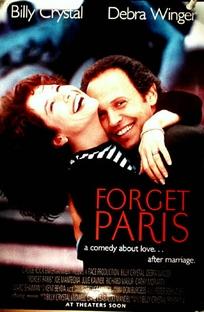 Esqueça Paris - Poster / Capa / Cartaz - Oficial 1
