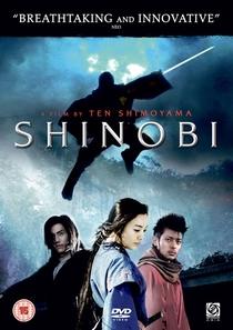 Shinobi - A Batalha - Poster / Capa / Cartaz - Oficial 2