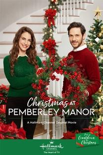 Christmas at Pemberley Manor - Poster / Capa / Cartaz - Oficial 1