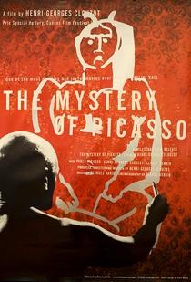 O Mistério de Picasso - Poster / Capa / Cartaz - Oficial 3