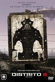 Distrito 9 - Poster / Capa / Cartaz - Oficial 4
