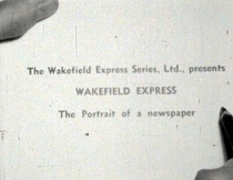 Wakefield Express - Poster / Capa / Cartaz - Oficial 1