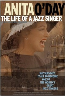 Anita O'Day: The Life of a Jazz Singer - Poster / Capa / Cartaz - Oficial 1