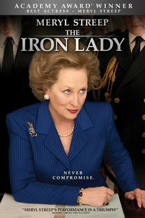 A Dama de Ferro - Poster / Capa / Cartaz - Oficial 11