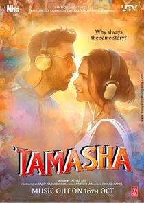 Tamasha - Poster / Capa / Cartaz - Oficial 2