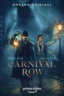 Carnival Row (1ª Temporada) - Poster / Capa / Cartaz - Oficial 2