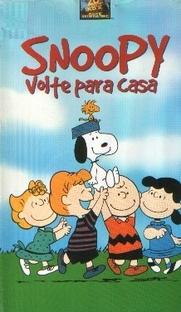 Snoopy, Volte ao Lar - Poster / Capa / Cartaz - Oficial 2