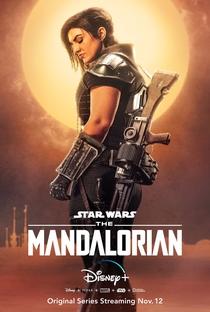 O Mandaloriano: Star Wars (1ª Temporada) - Poster / Capa / Cartaz - Oficial 9