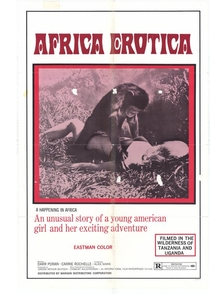 Jungle Erotic - Poster / Capa / Cartaz - Oficial 1