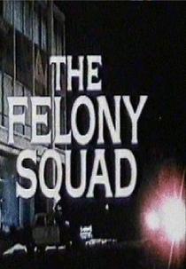 Felony Squad (3ª Temporada)  - Poster / Capa / Cartaz - Oficial 1