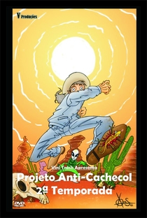 Projeto Anti-Cachecol - 2ª Temporada (2012) - Poster / Capa / Cartaz - Oficial 1