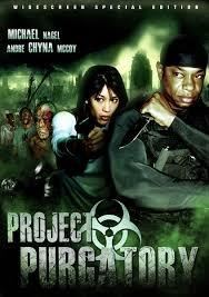 Project Purgatory - Poster / Capa / Cartaz - Oficial 1