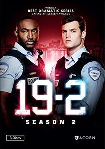 19-2 (2º Temporada) - Poster / Capa / Cartaz - Oficial 1