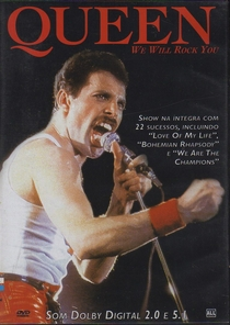 Queen - We Will Rock You - Poster / Capa / Cartaz - Oficial 1