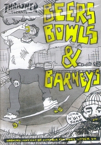Thrasher: Beers, Bowls & Barneys - Poster / Capa / Cartaz - Oficial 1