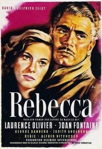 Rebecca, a Mulher Inesquecível - Poster / Capa / Cartaz - Oficial 13