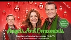 Angels and Ornaments Premieres Sunday, November 16th 8/7c