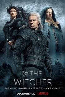 The Witcher (1ª Temporada) - Poster / Capa / Cartaz - Oficial 2