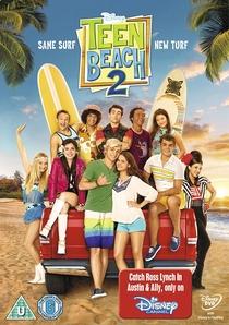 Teen Beach 2 - Poster / Capa / Cartaz - Oficial 4