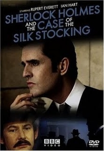 Sherlock Holmes e o Caso das Meias de Seda - Poster / Capa / Cartaz - Oficial 1