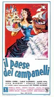 Il Paese Dei Campanelli  - Poster / Capa / Cartaz - Oficial 1