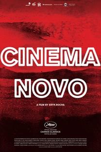 Cinema Novo - Poster / Capa / Cartaz - Oficial 3