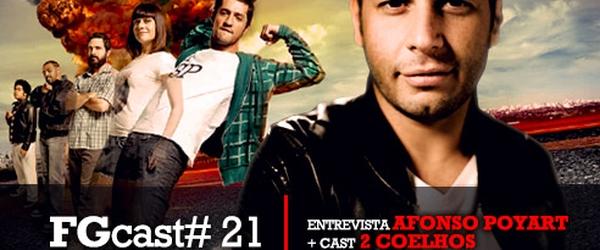 FGCast #21 - Dois Coelhos [Podcast]