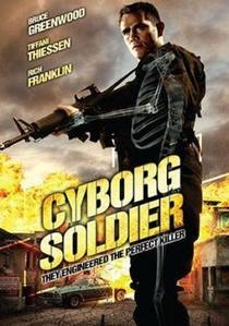 Cyborg - A Arma Definitiva  - Poster / Capa / Cartaz - Oficial 4