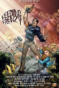 Feeding Frenzy - Poster / Capa / Cartaz - Oficial 1