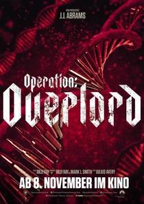Operação Overlord - Poster / Capa / Cartaz - Oficial 10