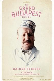 O Grande Hotel Budapeste - Poster / Capa / Cartaz - Oficial 15