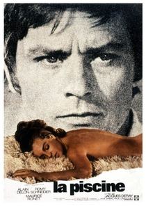 A Piscina - Poster / Capa / Cartaz - Oficial 1