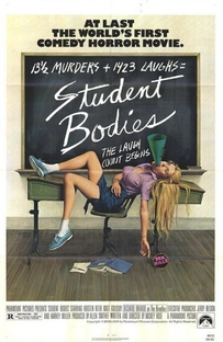 Corpo Estudantil - Poster / Capa / Cartaz - Oficial 1