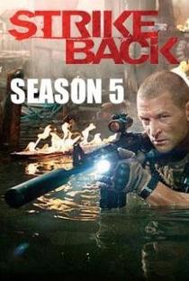 Strike Back (5ª Temporada) - Poster / Capa / Cartaz - Oficial 3