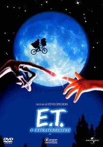 E.T. - O Extraterrestre - Poster / Capa / Cartaz - Oficial 2