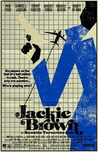 Jackie Brown - Poster / Capa / Cartaz - Oficial 2
