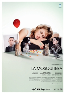 O Mosquiteiro - Poster / Capa / Cartaz - Oficial 1