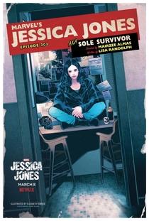 Jessica Jones (2ª Temporada) - Poster / Capa / Cartaz - Oficial 5