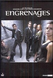Engrenages (1ª temporada) - Poster / Capa / Cartaz - Oficial 1