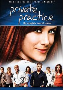 Private Practice (2ª Temporada) - Poster / Capa / Cartaz - Oficial 1