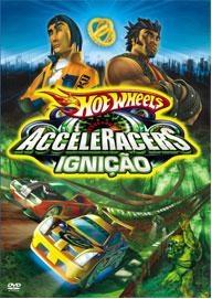 Hot Wheels: Ignição - Poster / Capa / Cartaz - Oficial 1