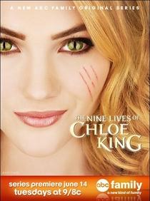 The Nine Lives of Chloe King (1ª Temporada) - Poster / Capa / Cartaz - Oficial 1